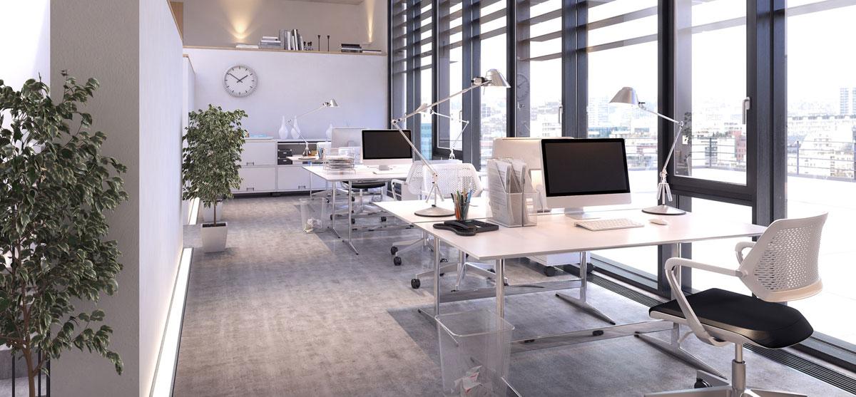 Leasing wyposażenia biura i sklepu